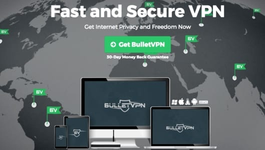 BulletVPN - Millor VPN MLB.TV 2017