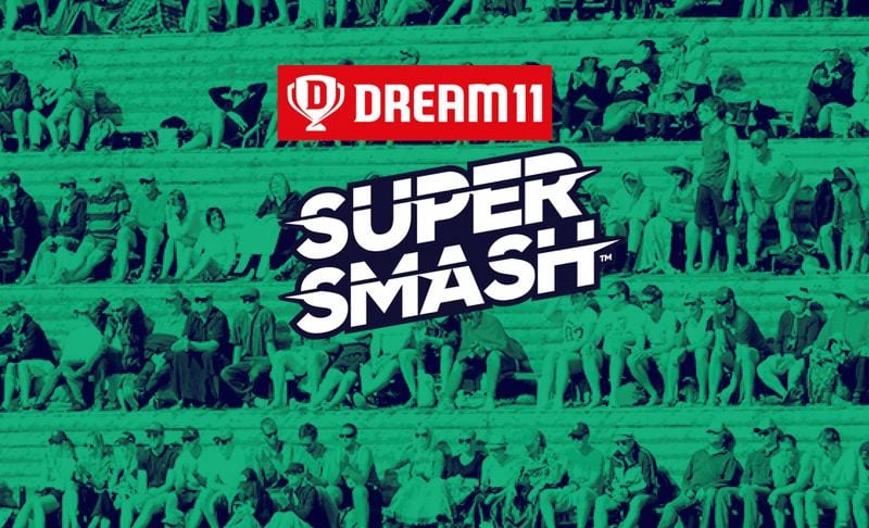 Sådan ser du Dream11 Super Smash 2019/20 Live online